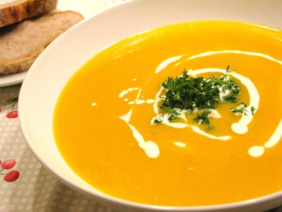 Суп овощной для похудения вкусный