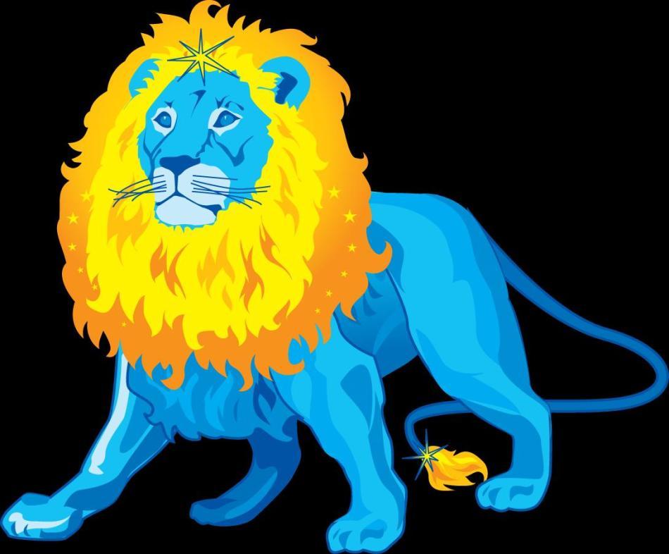 Зодиакальный лев