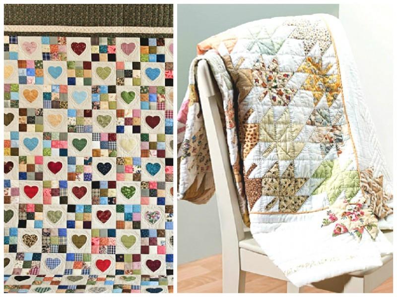 07ede136afdd5fb3d70d4e04b1b1af8c Лоскутное шитье: как сшить лоскутное одеяло своими руками? Техники и схемы красивого и легкого шитья лоскутного одеяла