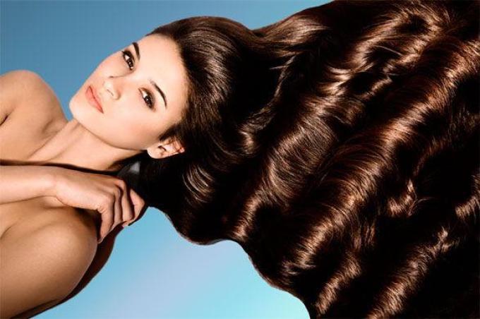 Уход за волосами после балаяжа