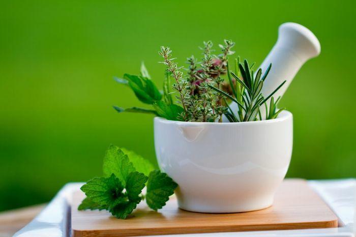 Лечение инфекций травами