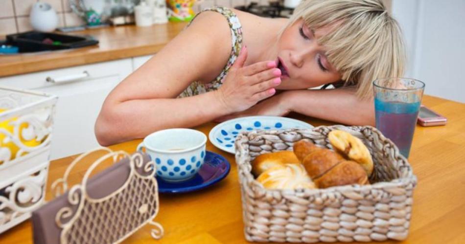 Сонливость после еды