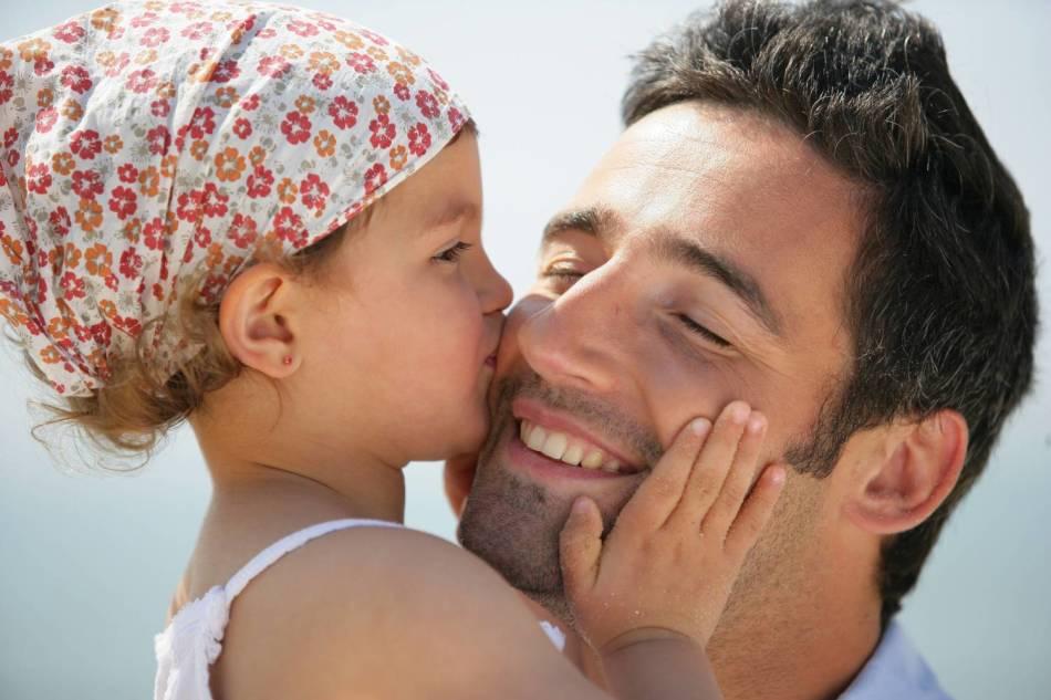Близнецы - заботливые отцы