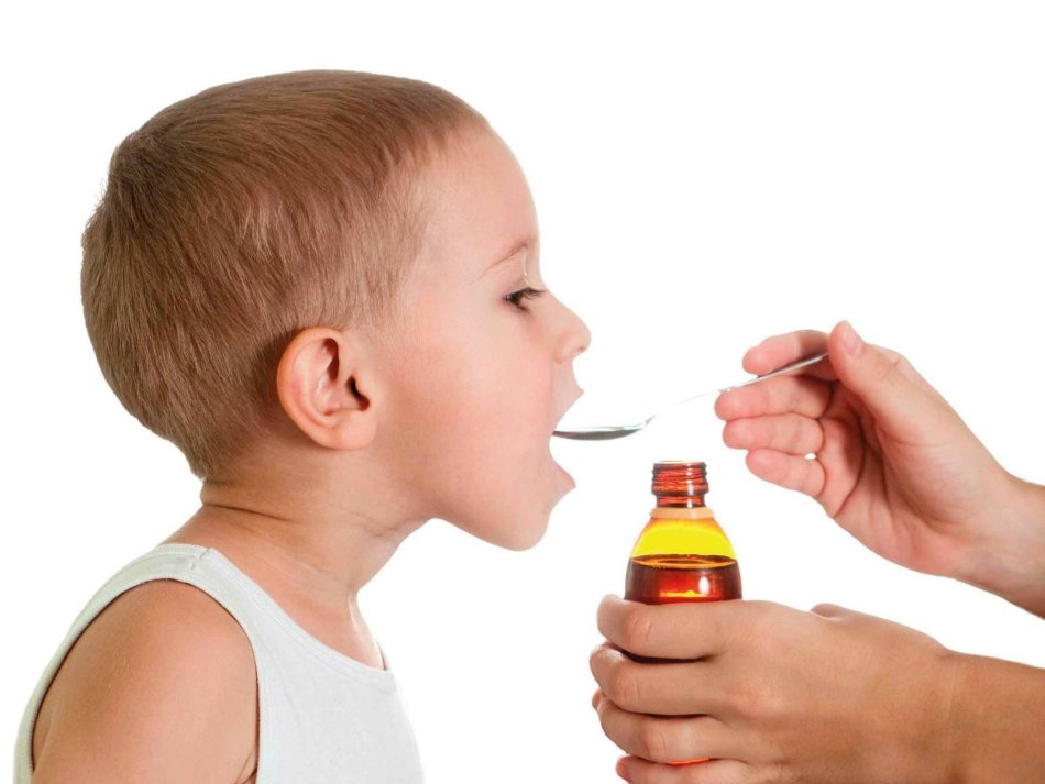 Лечение сиропом аскорил