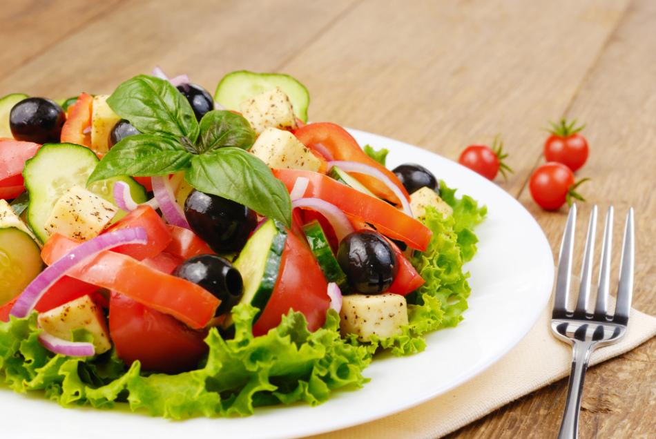 Традиционный состав салата
