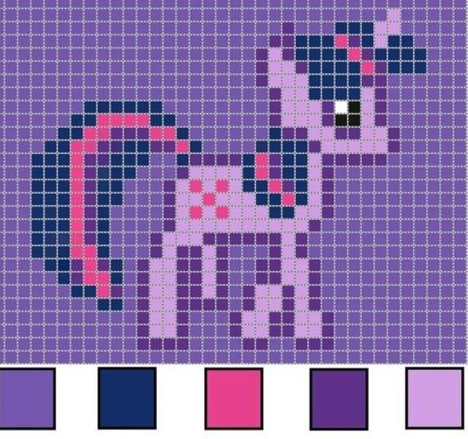 0a5870fa3c9dc2c5a91e38d4235da63b Как нарисовать единорога Рисуем единорога поэтапно