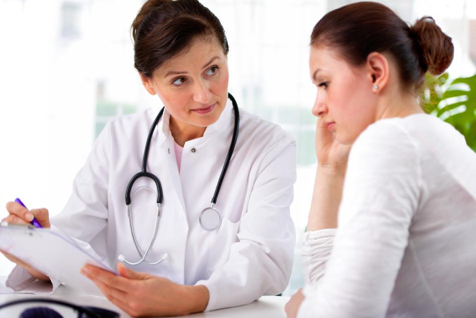 Лечение дисгидроза у беременных должно проходить под контролем врача