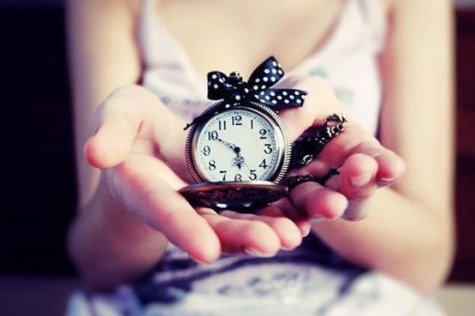 Подаренные часы сулят перемены.