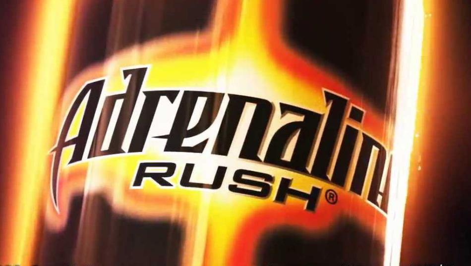 Adrenalin rush это один из самых популярных энергетических напитков