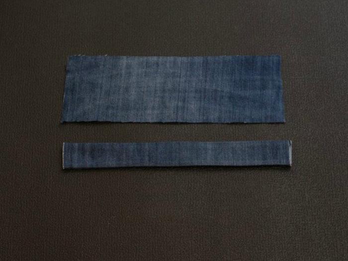 0bee51f02621c7ef44383cf406d22dd5 Сарафан из старых джинсов своими руками: выкройки, как сшить детский сарафан