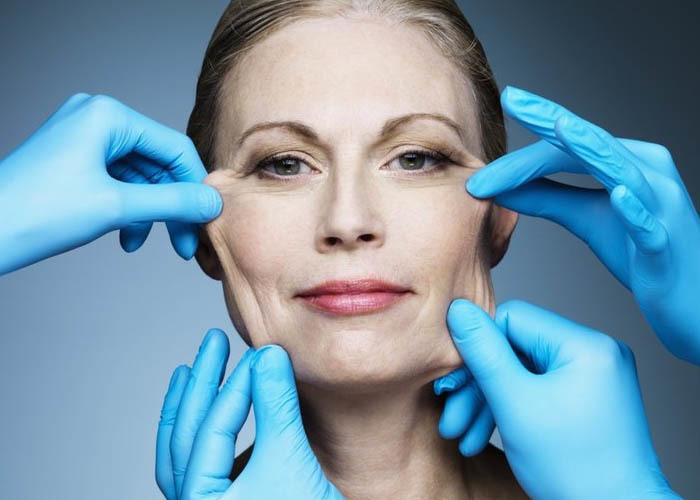 Подтяжка лица без операции после 50 лет: виды, методы, цены