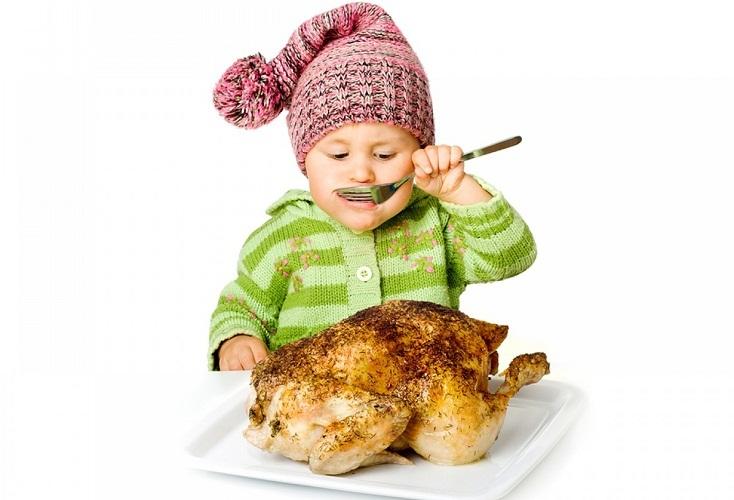 Развеем миф, но с курицы и говядины не стоит начинать