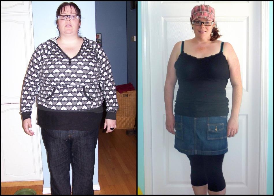 Фото результаты диета