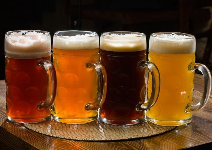 Каждое пиво проходит 3 этапа приготовления