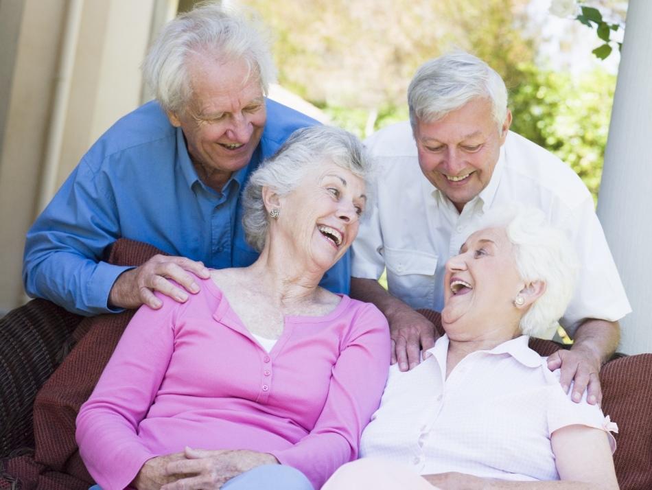 Соэ у пожилых людей