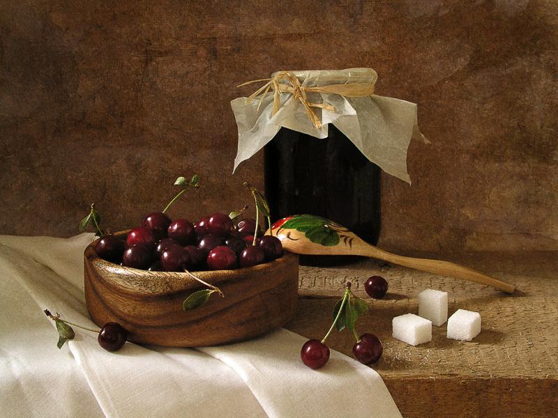 Варенье от аллы ковальчук из вишни с содой