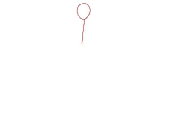 prostoi-risunok-zhenshini-v-odezhde-shag-1 Как нарисовать женское тело карандашом поэтапно || Как нарисовать женскую грудь мастер с описанием