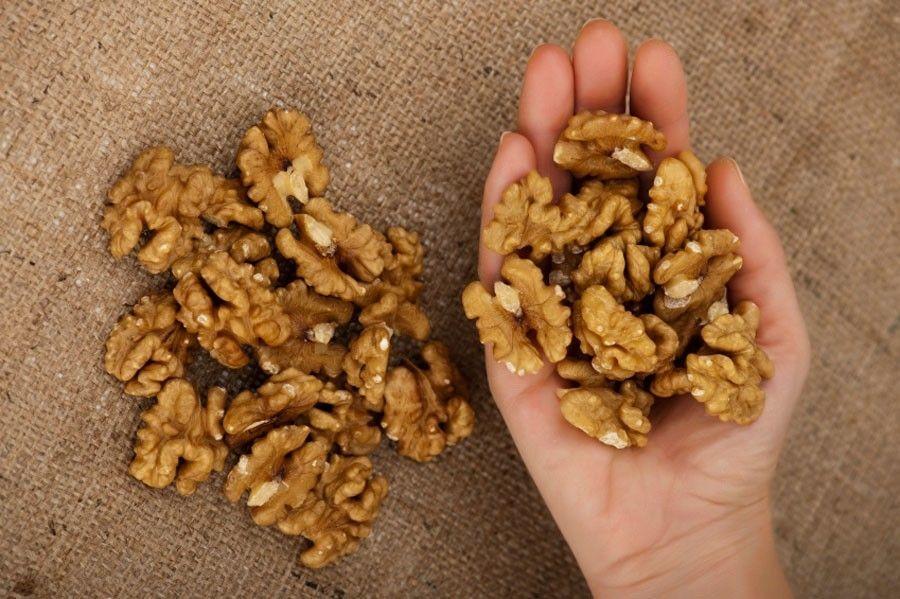 Еще в древние времена грецкие орехи считались «мужским» продуктом
