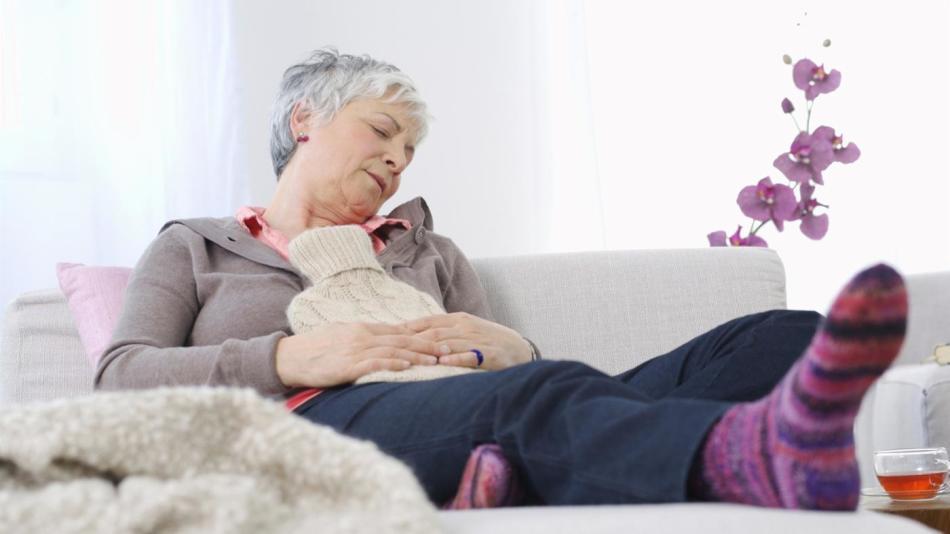 Климакс - основная причина болей в паху у пожилых женщин