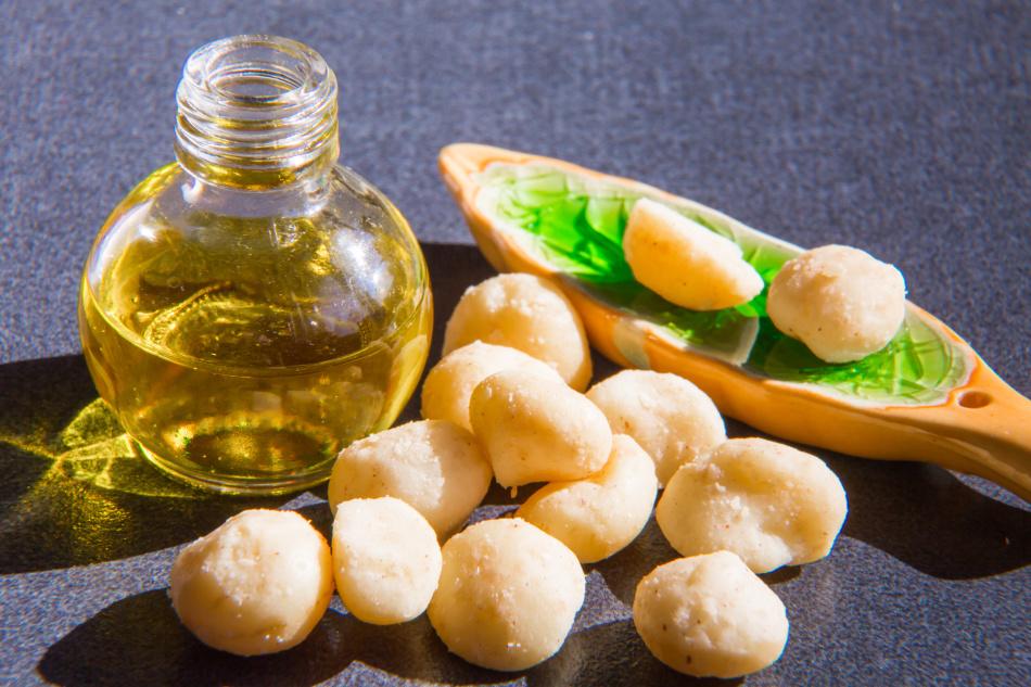 Макадамия, уникальные свойства и польза масла