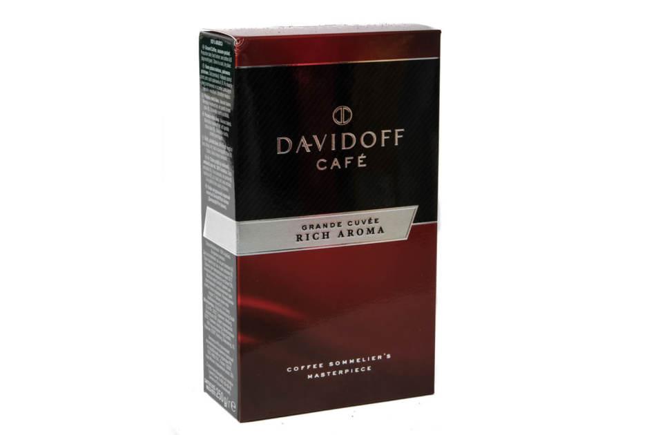 Рейтинг кофе: №6 davidoff