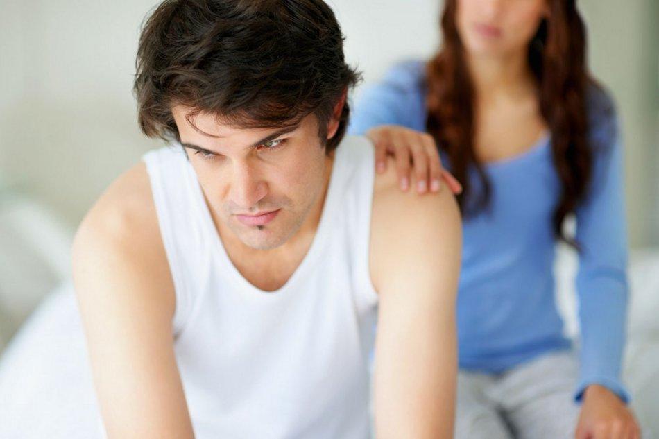 Простатит - причина полового бессилия и бесплодия у мужчин.