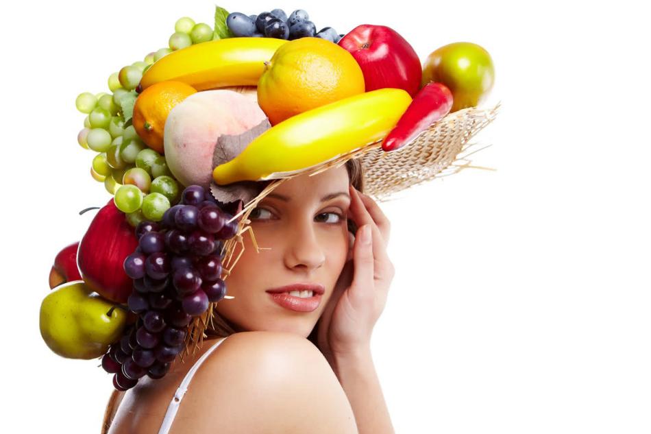 Правильное питание при нарушенном балансе жирности волос