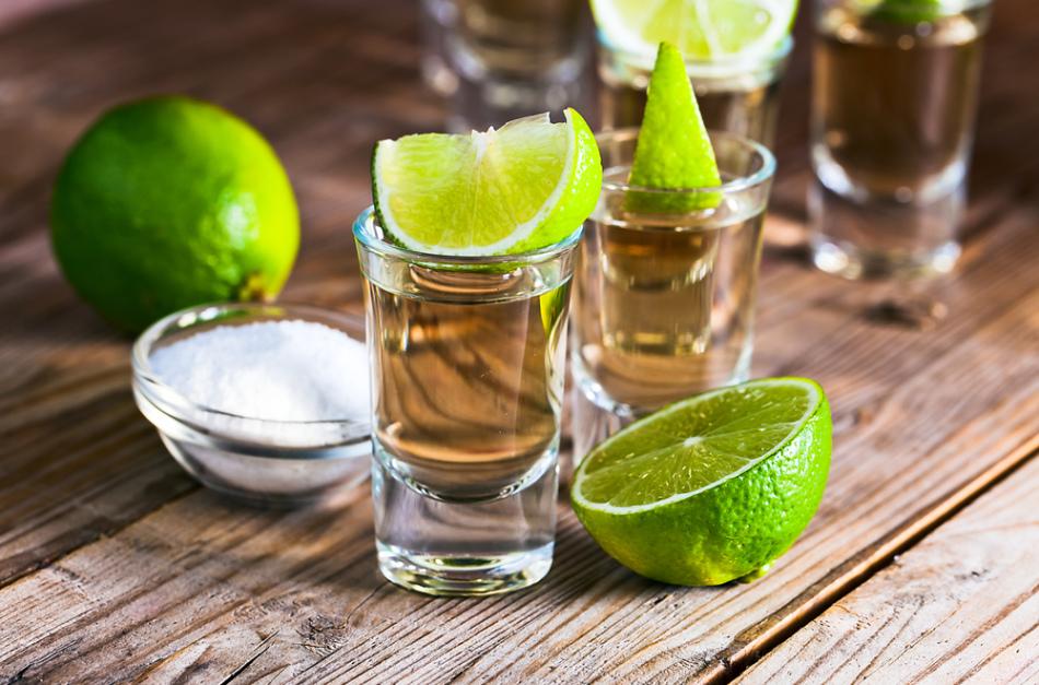 Текила из водки или спирта