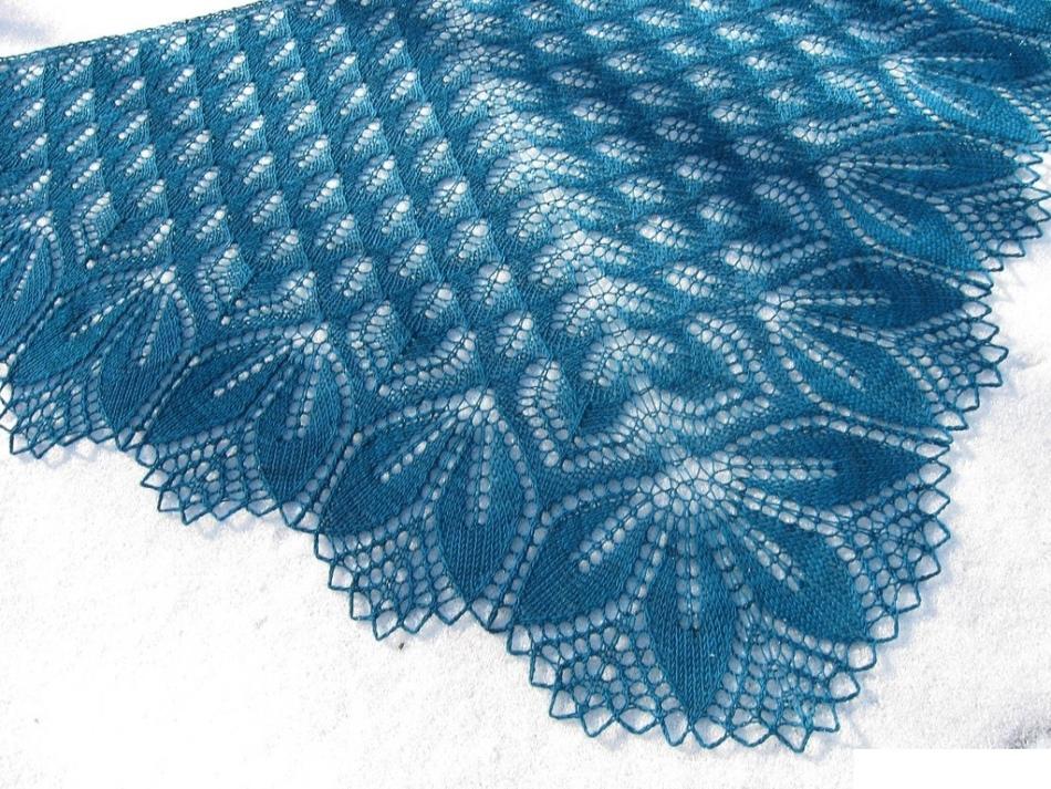 gotovoe-izdelie Спицами вязание косынок. Как связать косынку спицами: стильный предмет гардероба без лишних усилий