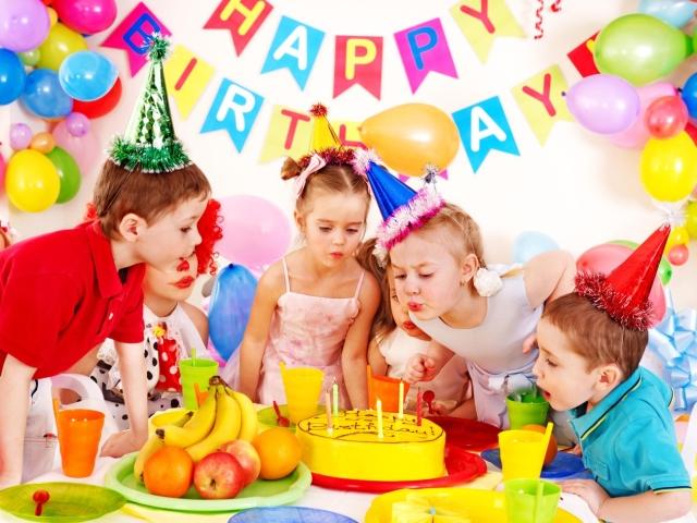 что приготовить на детский день рождения дома летнее и зимнее меню