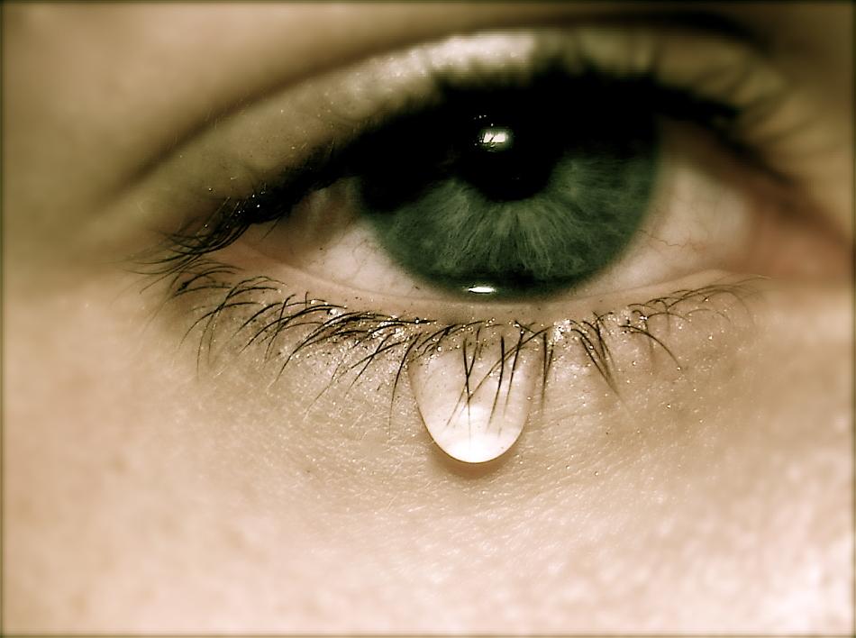 Левый глаз чешется в четверг- к слезам