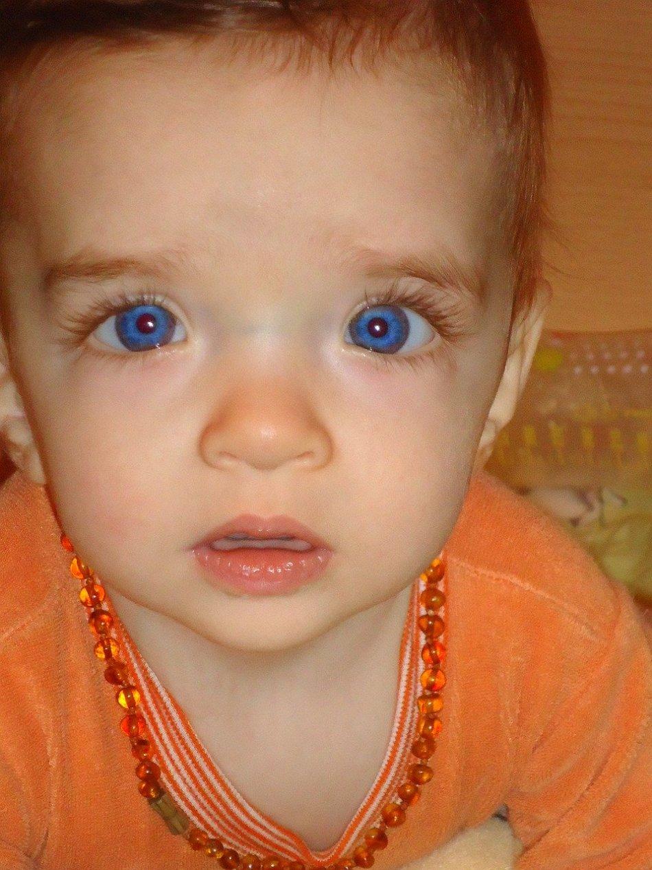 Синеет лицо