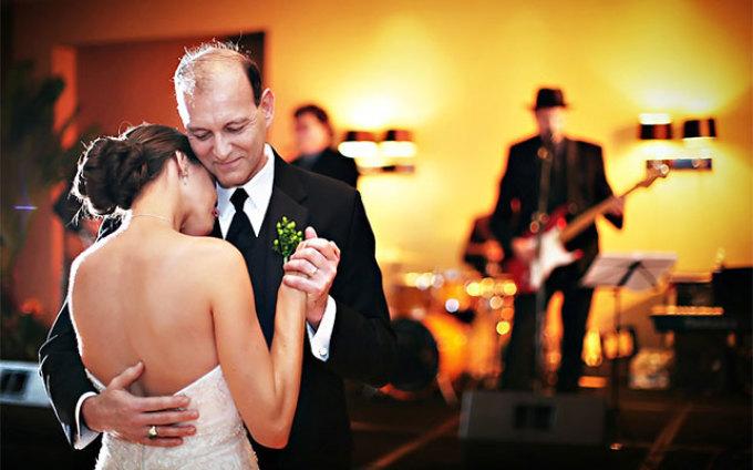 Свадебное поздравление танец