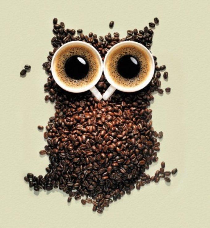 Кофеин в напитках