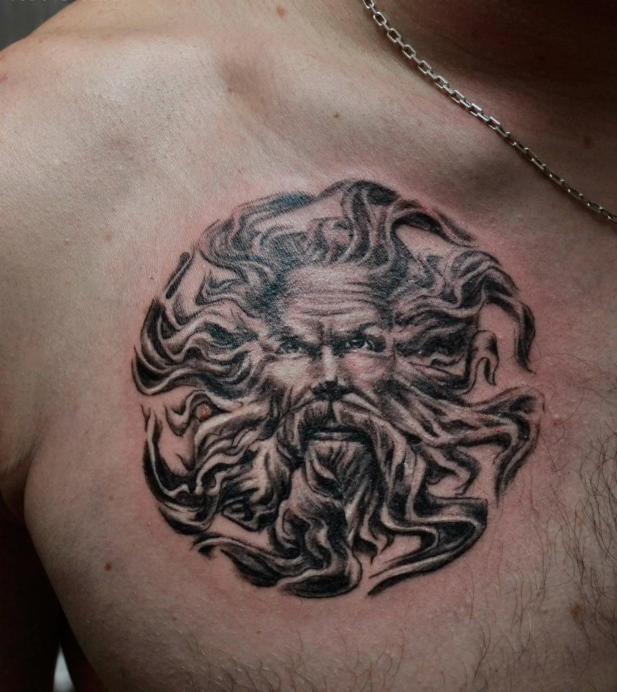 Татуировка-перун, которая награждает своего владельца силами