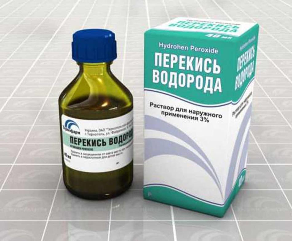 Употребление перекиси внутрь для лечения всяких болезней
