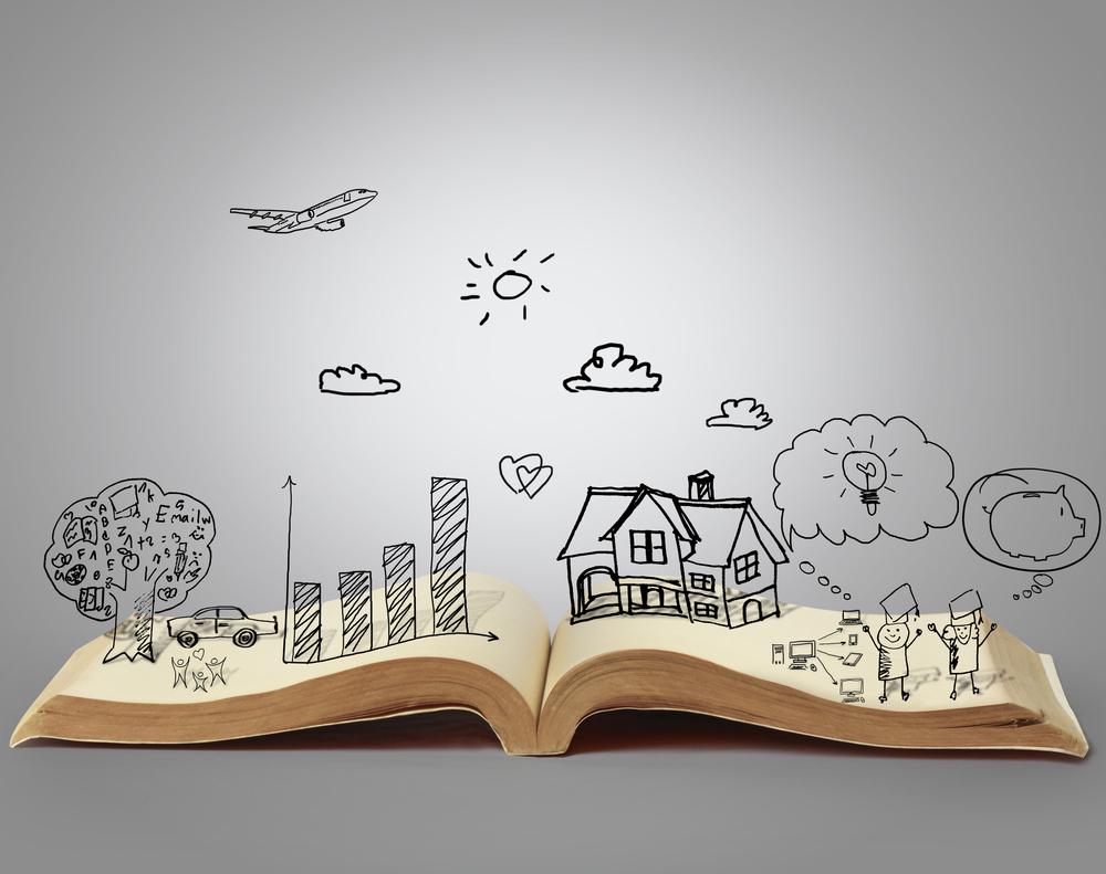 Составление книги желаний поможет расставить приоритеты правильно