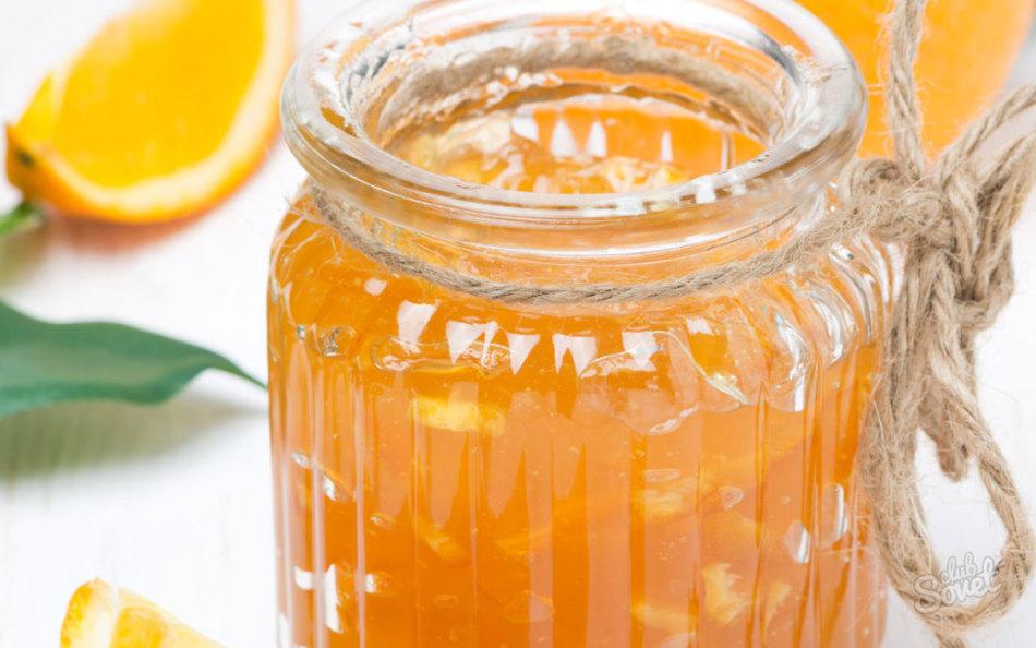 Сладкое тыквенное варенье с апельсином и лимоном