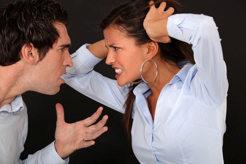 Как расстаться с парнем после предательства, не используя мат?