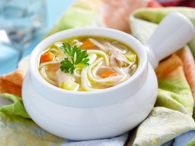 Суп с рыбы или мяса для ребенка 8 месяцев: осталось измельчить блендером