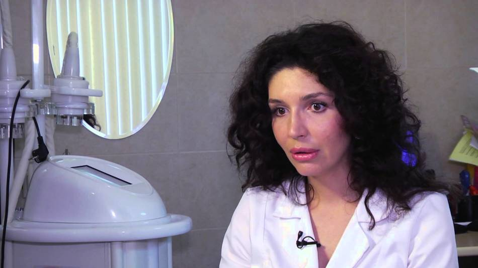 Для лечения прыщей посетите дерматолога