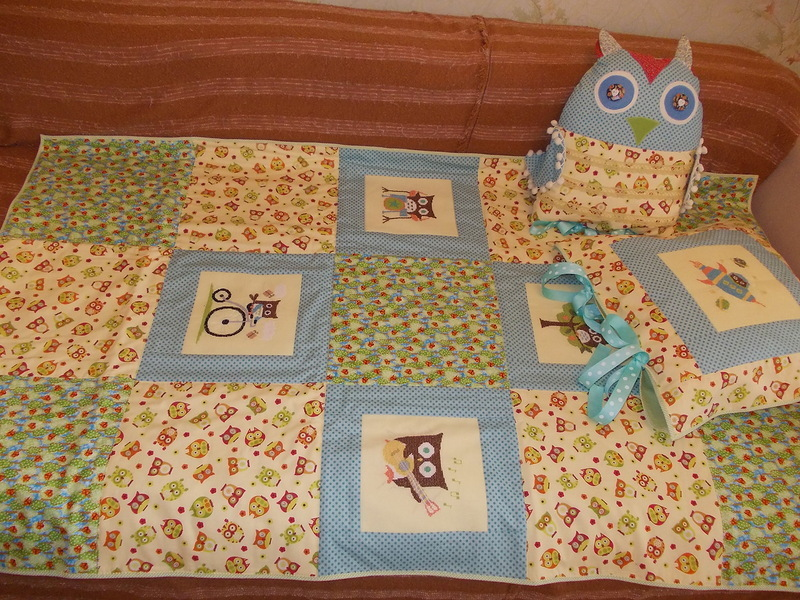 16f1a11cca6e0f035026f003de1149f8 Мастер-класс: Шьем лоскутное одеяло в стиле пэчворк