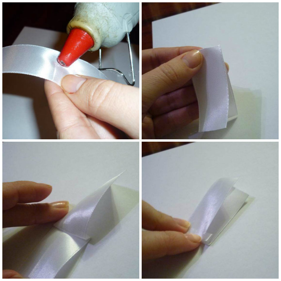 pishnii-bant-svoimi-rukami Как сделать банты из лент для волос своими руками. Мастер классы бантов для школы пошаговая инструкция с фото.