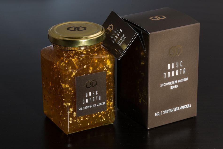 Жидкое золото с медом - оригинальный и полезный подарок для девушки