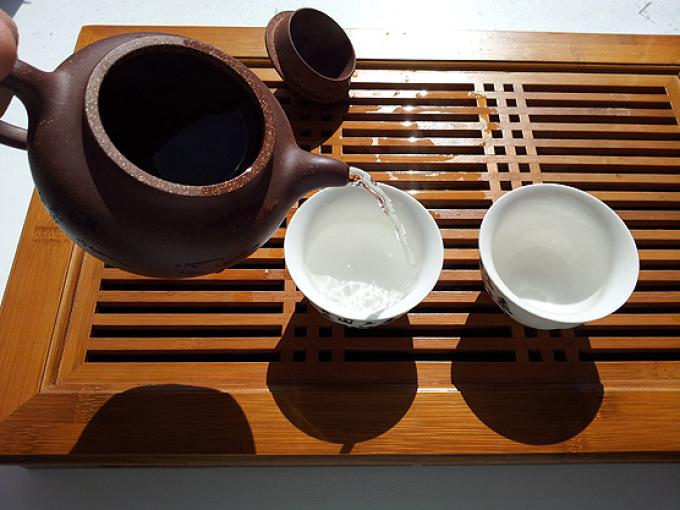 Правильная температура для заваривания чая пуэр
