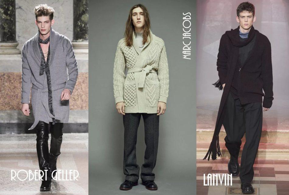 85afc37e207 Стильная уличная молодежная мужская мода на осень-зиму-весну 2019 в  кардиганах
