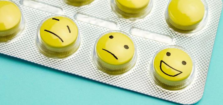 Лечение глаукомы: антидепрессанты противопоказаны