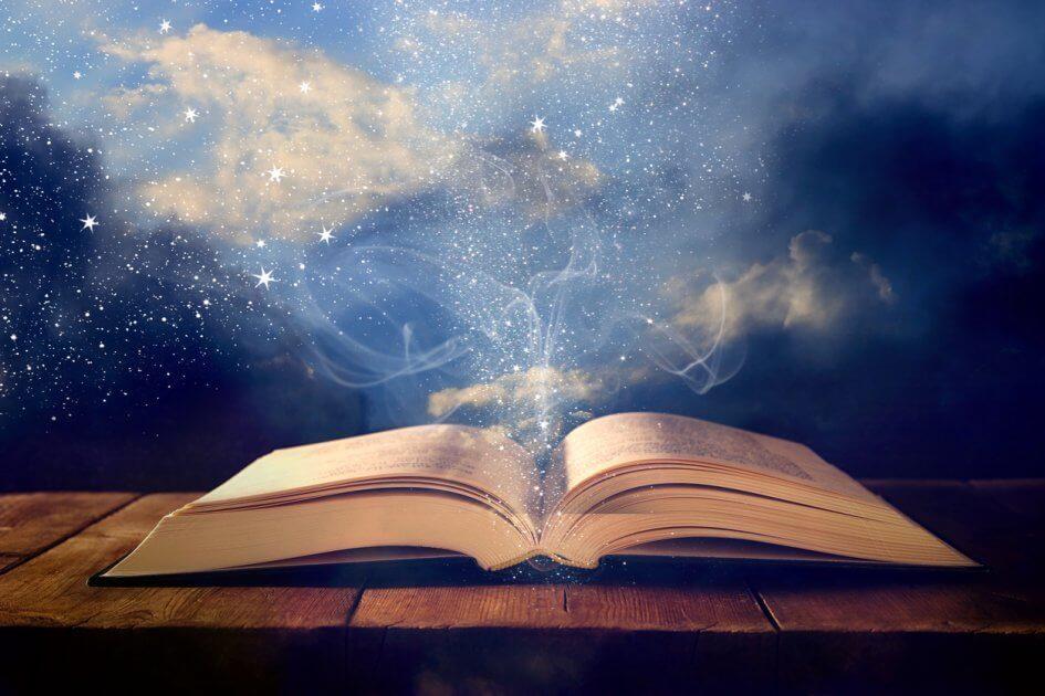 Книга для магии