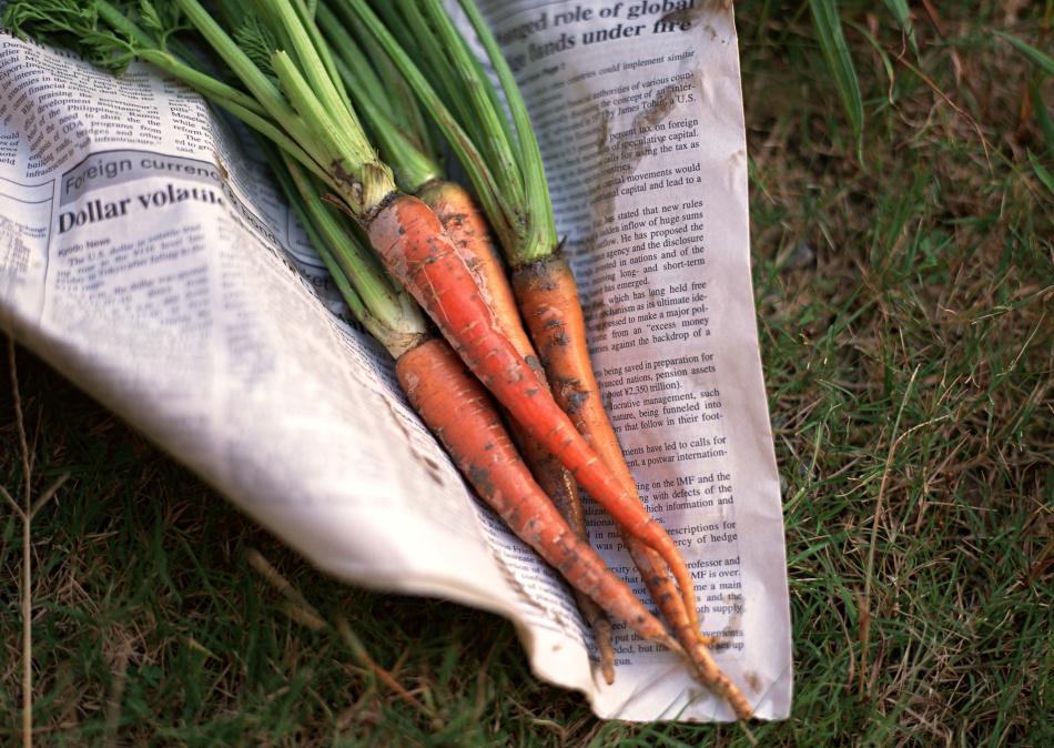 Мелкие овощи