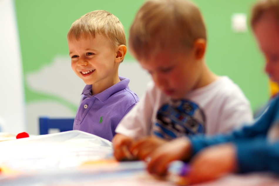 Занятия с ребенком 3-х лет